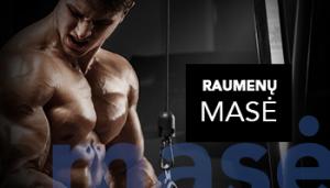 raumenų masei