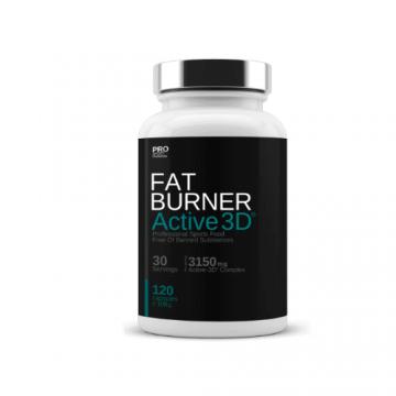 fat burner active 3d